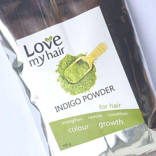 Love My Hair Indigo Powder