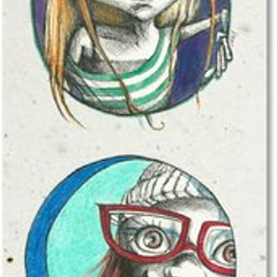 Bookmark | Faces
