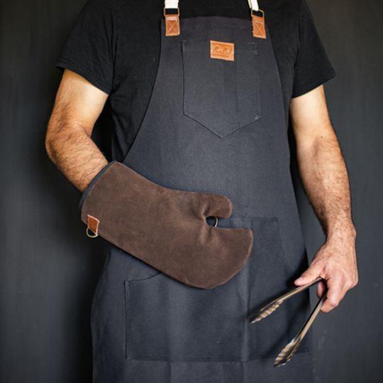 Suade Oven Glove