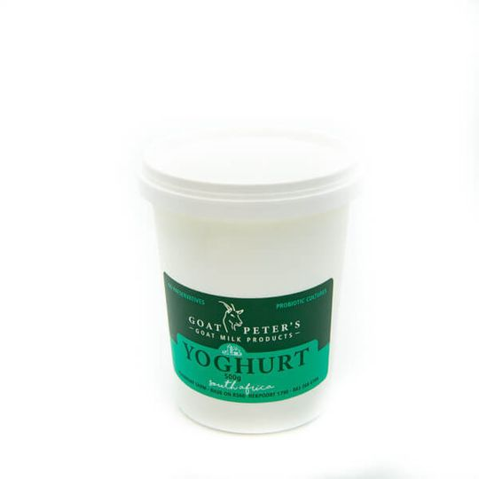 Goats Milk Yogurt (500g)