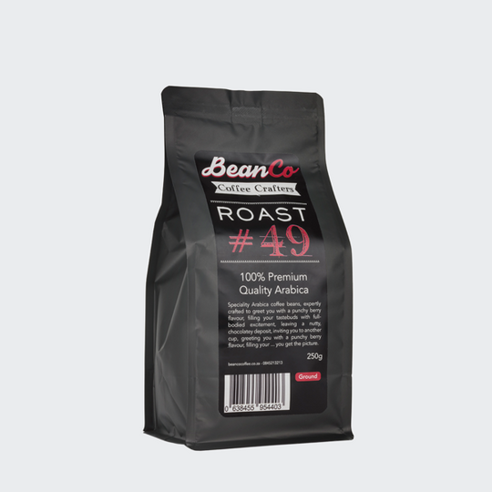 BeanCo Roast Ground 250g