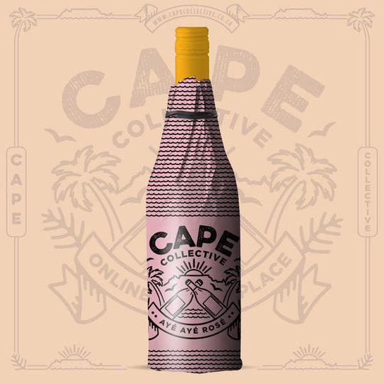 Cape Collective Ayé Ayé Rosé 2020 (6x750ml)