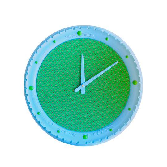 Tyre Clock