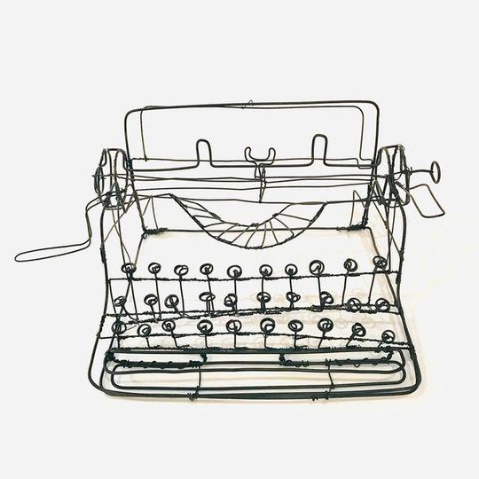 Wire Typewriter