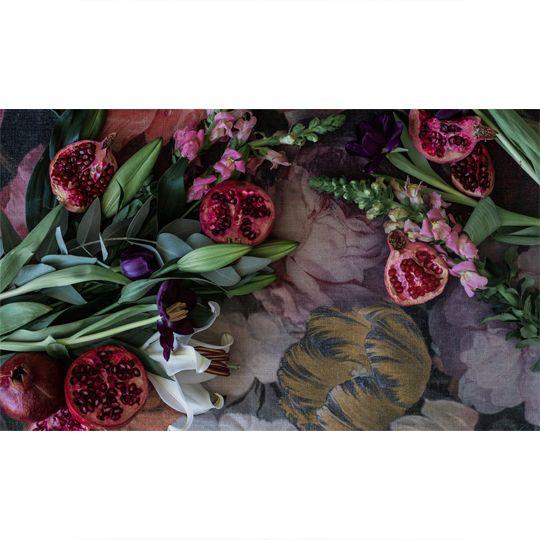 Kitchen Mat - Flower