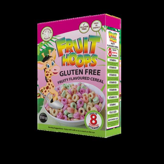 Wholesome Earth Gluten Free Fruit Hoops