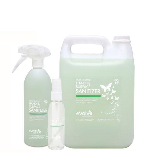 Evolve Hand & Surface Sanitizer Special