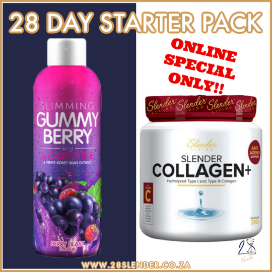 28 Day Starter Pack ONLINE ONLY SPECIAL!!
