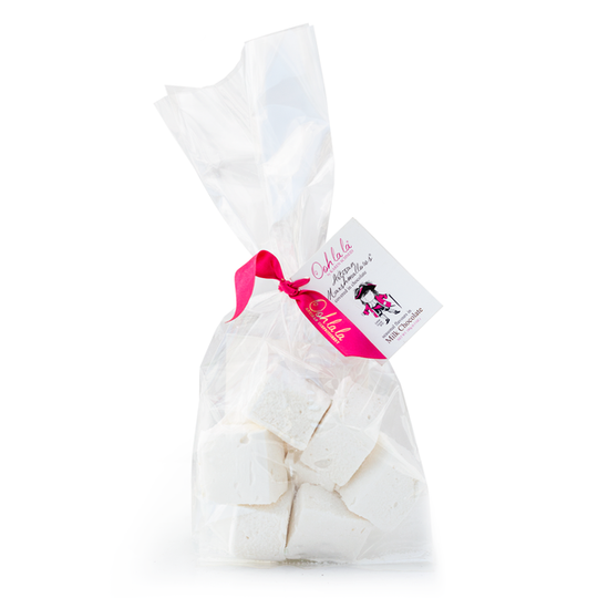 Bergamot marshmallows