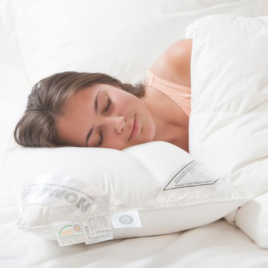 Orthopaedic Pillow for Neck and Back Problems - All Natural