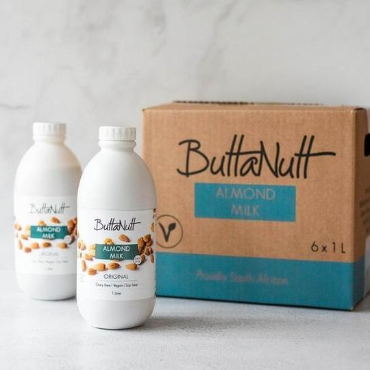 ButtaNutt Dairy-Free Milk