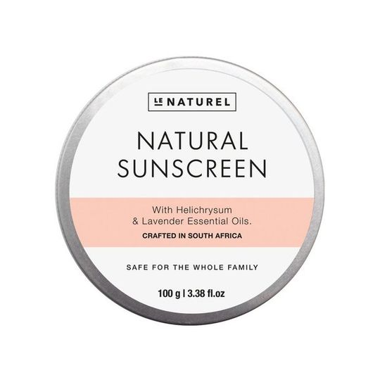 Natural Sunscreen (100g)