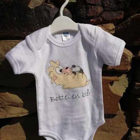 BABY Vests - Bottel en Bler