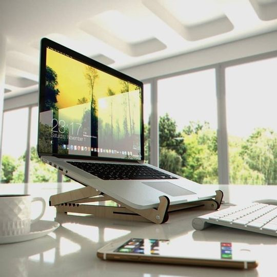 Eco Laptop Stand