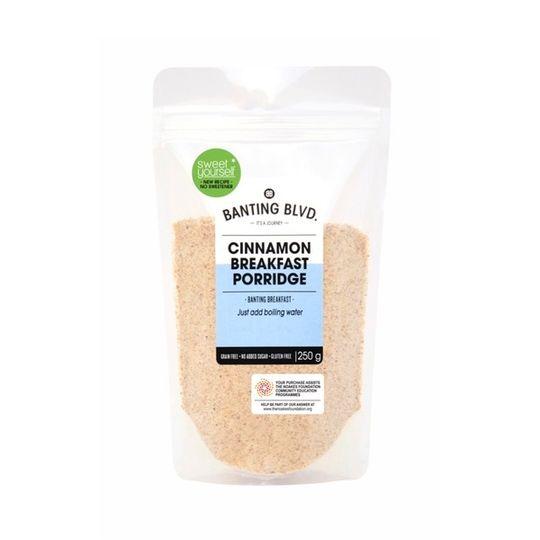 Cinnamon Breakfast Porridge