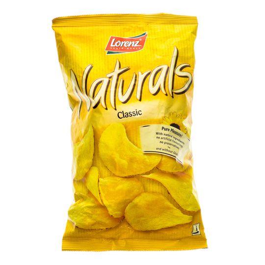 Potato Crisps Naturals Classic Plain (100g)