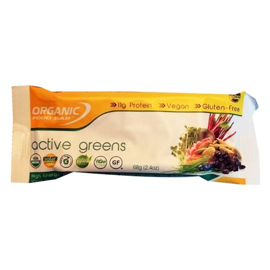 Active Green Organic Foodbar (68g)