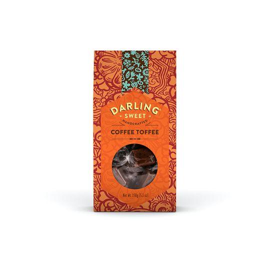 Darling Sweet Coffee  Toffee