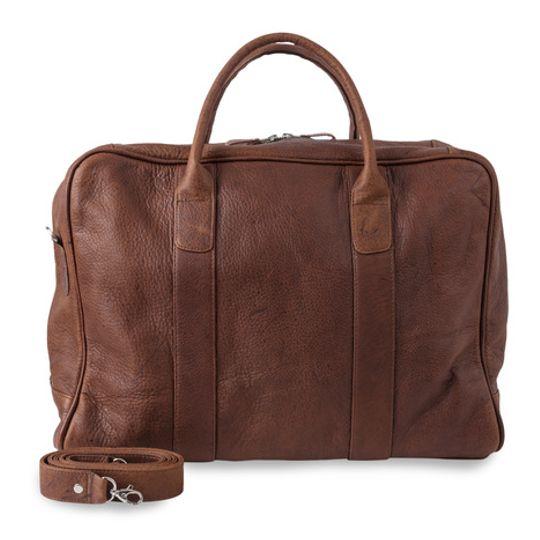 Travel Bag, Bovine & Oryx