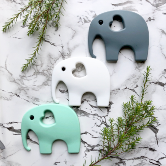 Silicone Baby Teether - Ellie