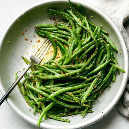 Organic Green Beans