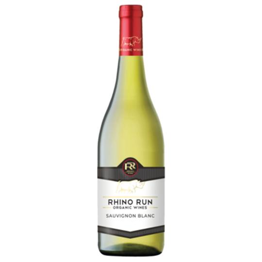 Van Loveren Rhino Run Organic Sauvignon Blanc Case 6