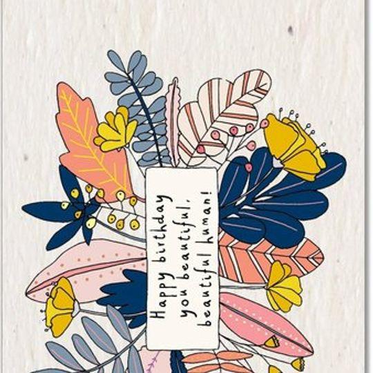 Greeting Card | Happy Birthday