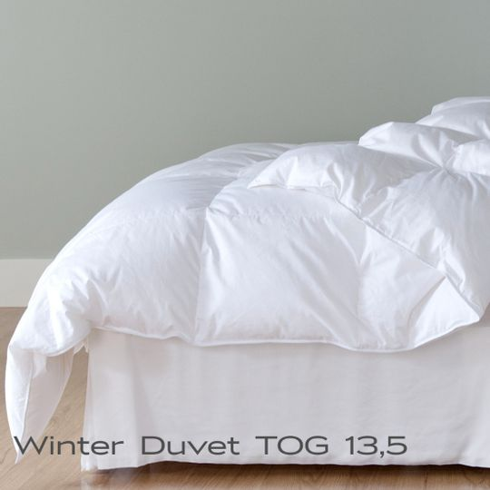 Ultimate Quality Hungarian Goose Down Winter Duvets
