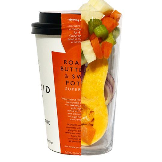 BLENDID Roasted Butternut & Sweet Potato Soup 350ml