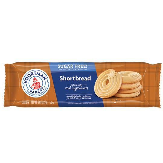 Voortman Cookies Shortbread