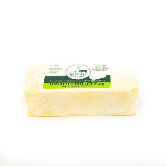 Handmade Butter - Unsalted (250g)