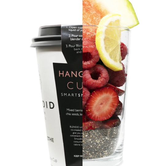 BLENDID Hangover Cure Smoothie 350ml
