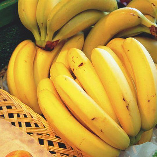 Organic Banana Box (+- 1kg)