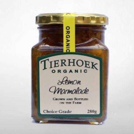 280g Tierhoek Lemon Marmalade.