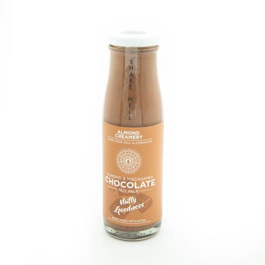 Chocolate Nut Milk (250ml)