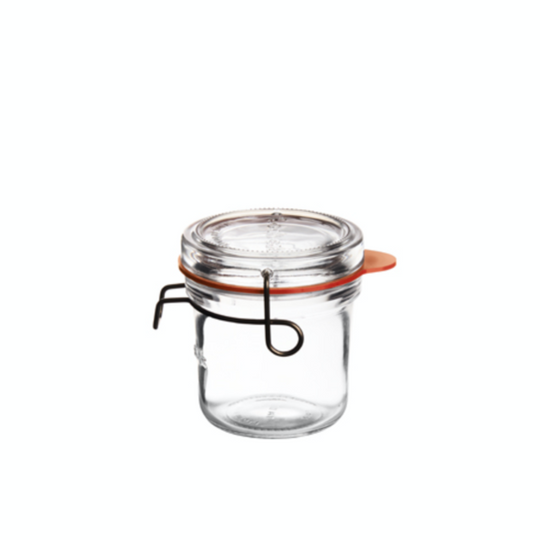 Luigi Bormioli , Lockeat, Handy Jar, 200ml