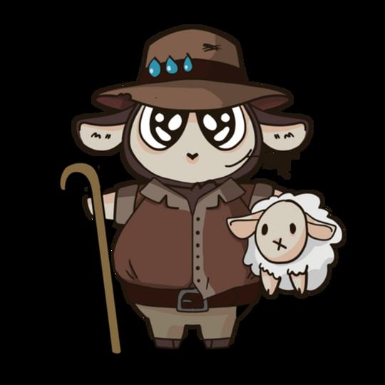 ADULTS Farmer Shirt (Longsleeve)