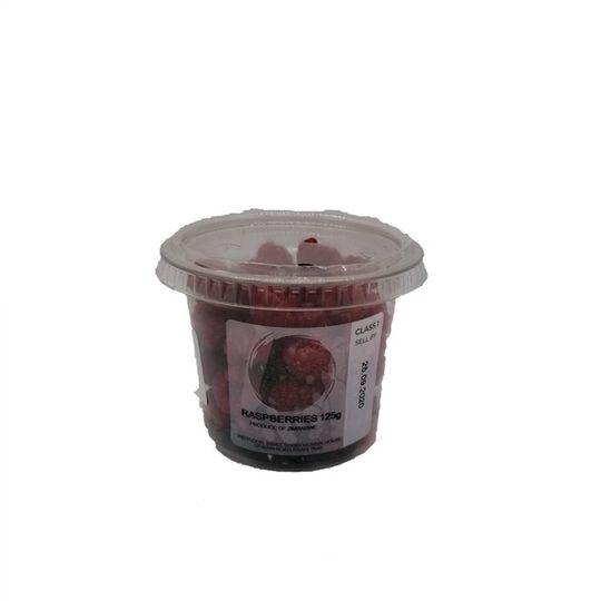Raspberries (125g)