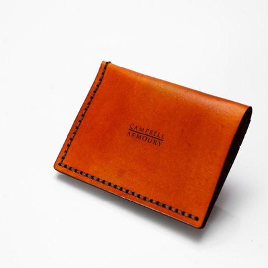 Cardholder - Tan