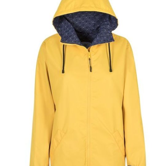 Yellow Original Raincoat