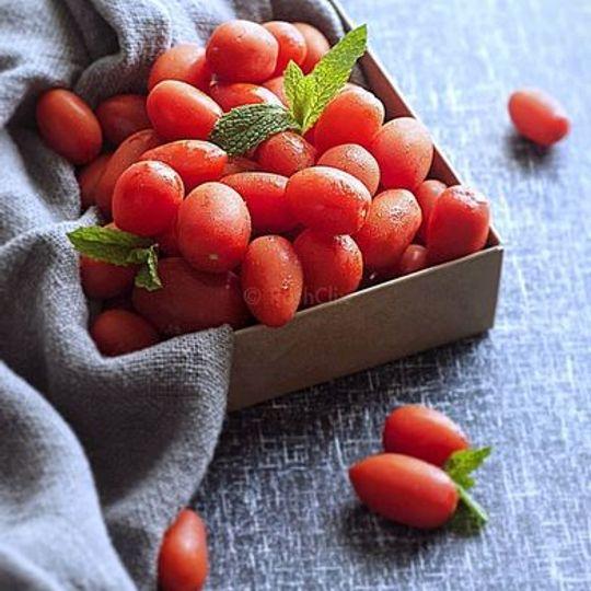 Organic Cherry Tomatoes (500g)