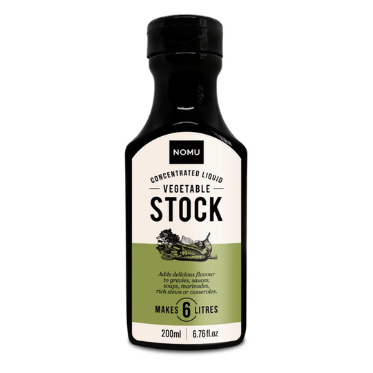 NOMU Vegetable Liquid stock