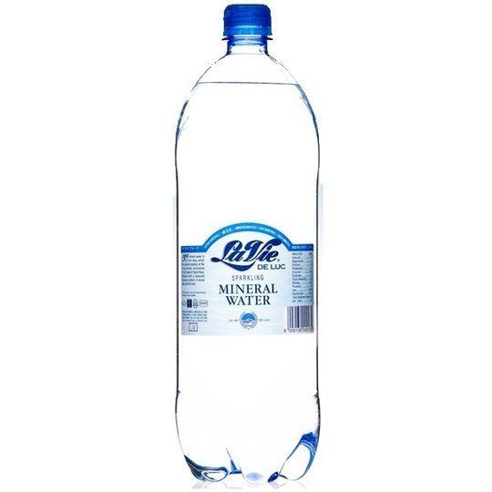 La Vie De Luc 1.5 litre Sparkling Water PET