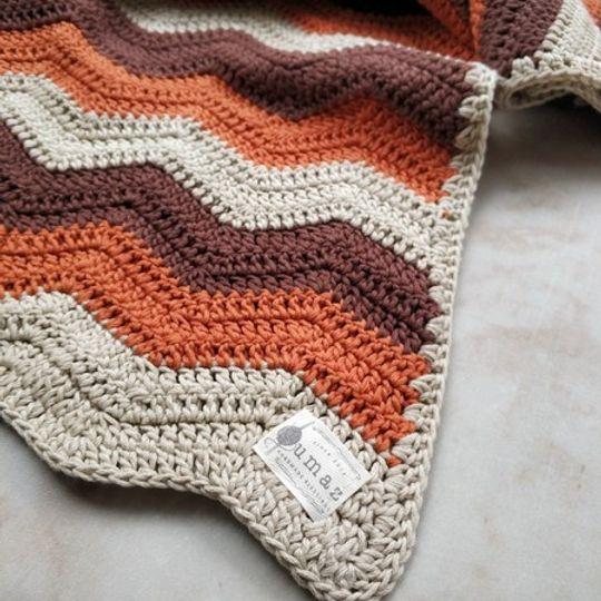 The Grace Blanket (Autumn)