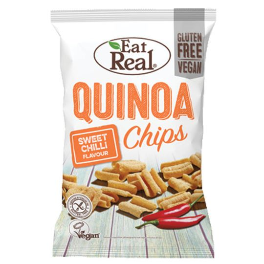 Eat Real Quinoa Sweet Chilli 30g
