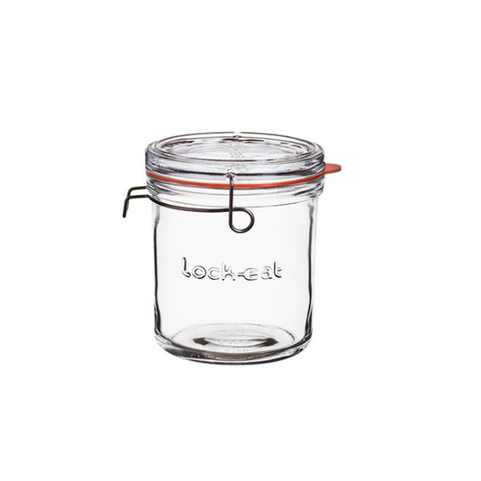 Luigi Bormioli , Lockeat, Handy Jar, 750ml