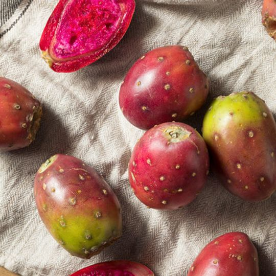 Organic Prickly Pears
