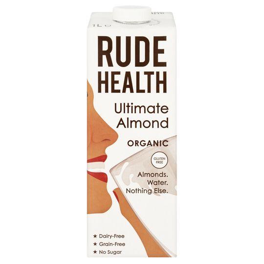 Rude Health Ultimate Almond Drink 1l