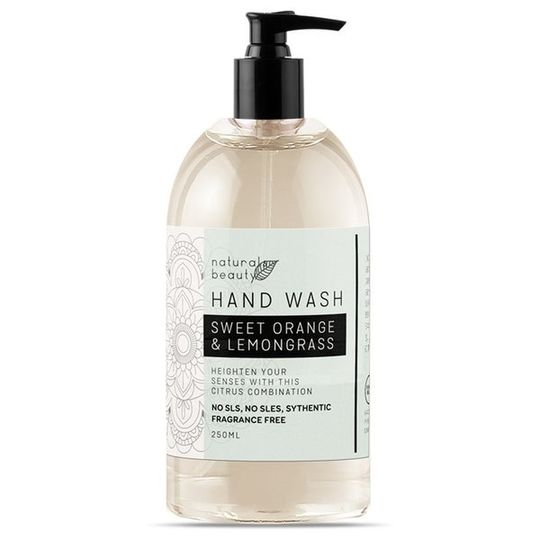 Sweet Orange Hand Wash