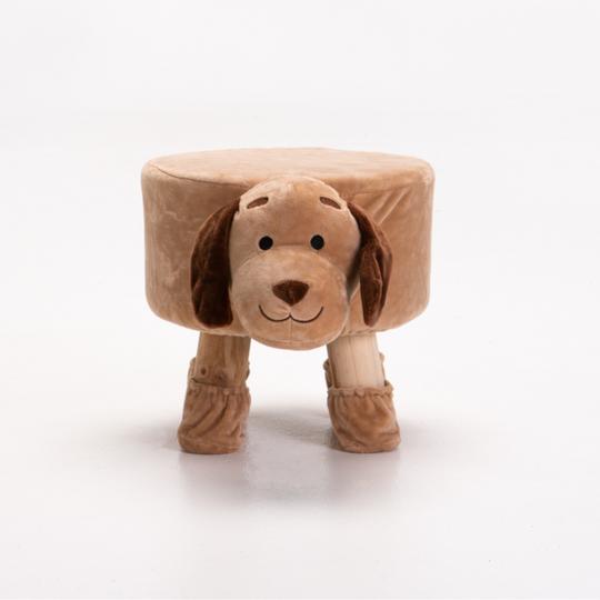 Puppy Love Animal Ottoman